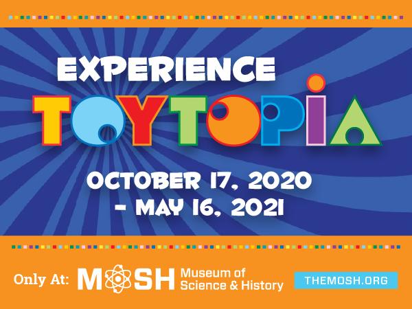 Toytopia at MOSH