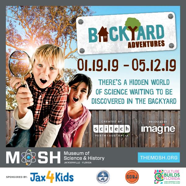 Backyard Adventures at MOSH