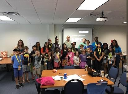 KidsCamp Jacksonville - Building Digital Innovators with STEAM