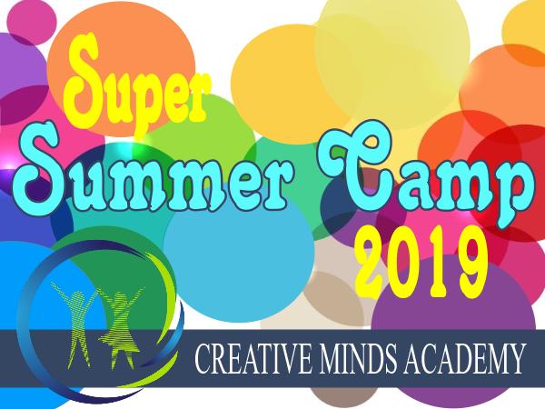 Creative Minds Summer Camp
