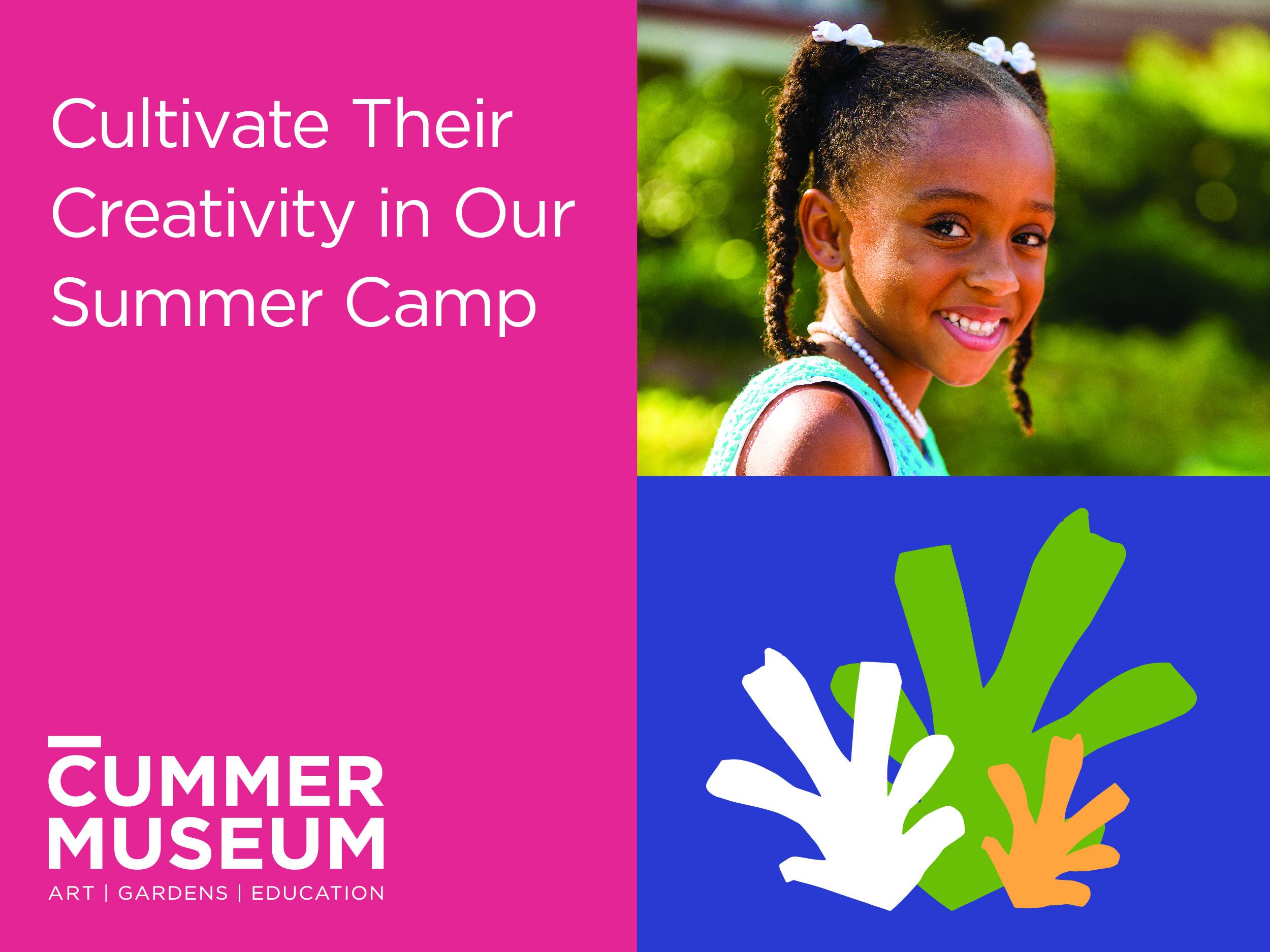 Cummer Museum Summer Camps