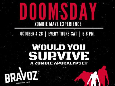 Zombie Nights at Bravoz!