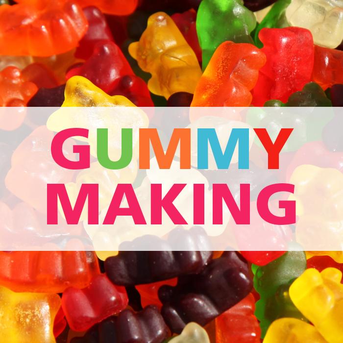 Gummy-Making Class