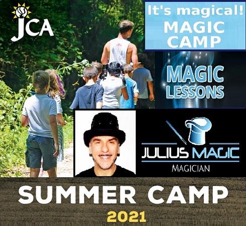MAGIC CAMP - Magic Lessons at JCA