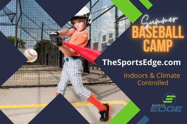 Sports Edge Baseball Summer Camps