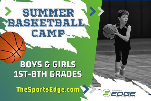 Sports Edge Basketball Camp