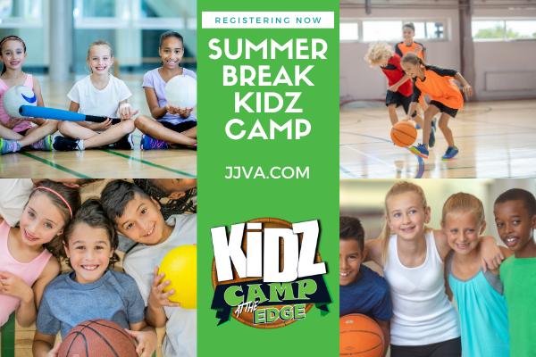 Kidz Camp at Sports Edge