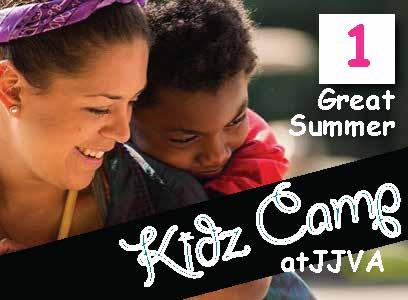 JJVA Kidz Summer Camp