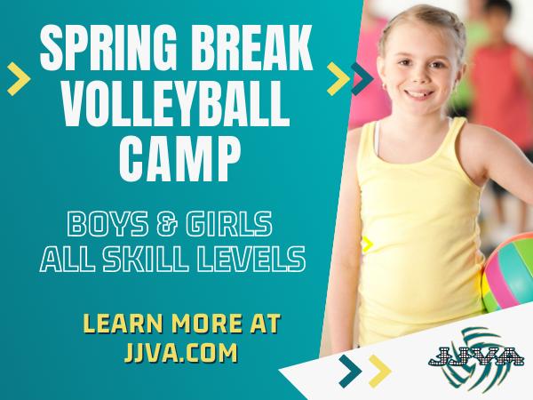 JJVA Volleyball Camp
