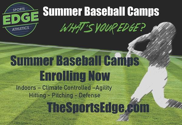 Sports Edge Summer Baseball Camps