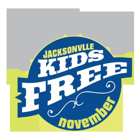 Jacksonville's Kids Free in November