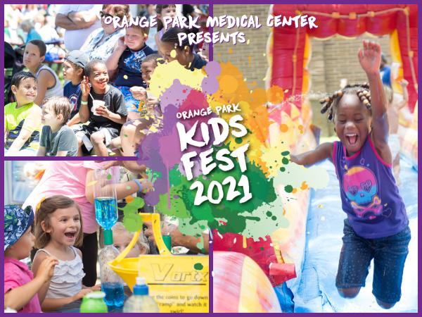 Town of Orange Park's Kids Fest