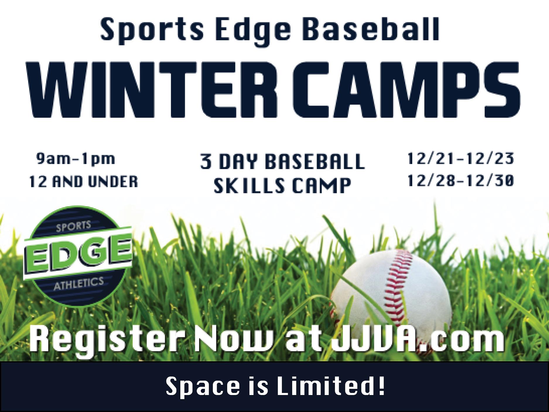 Baseball Winter Camp