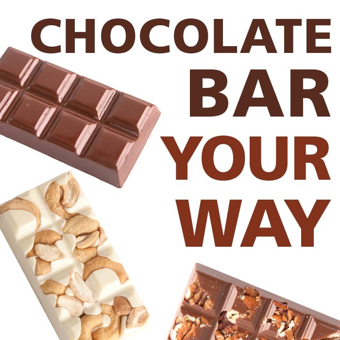 Chocolate Bar Your Way Class