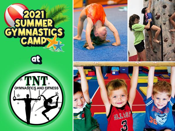 TNT Gymnastics Summer Camps